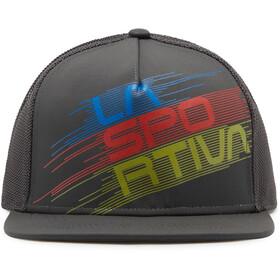 La Sportiva Stripe Evo Casquette trucker, carbon